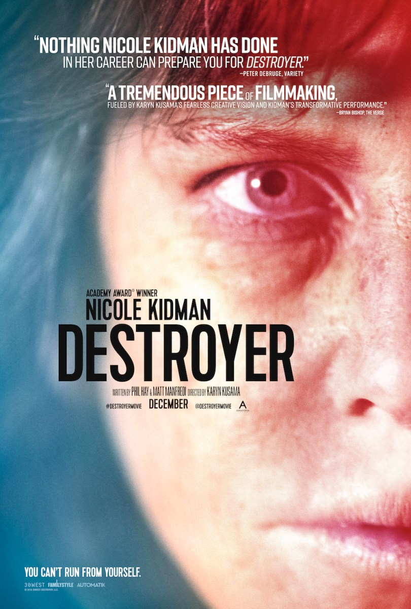 Does Nicole Kidman Find True Love in Destroyer?