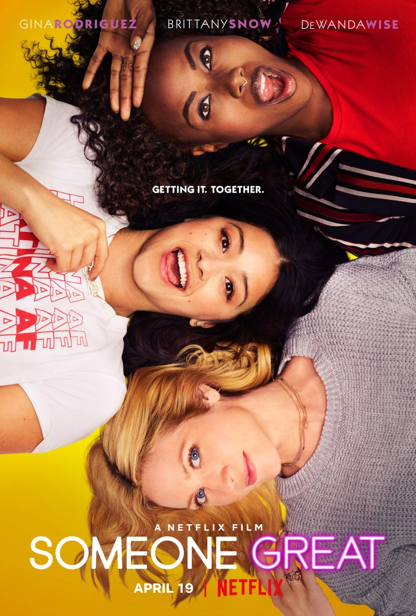 Friendship, Breakups, RuPaul and Gina Rodriguez Shine in Someone Great