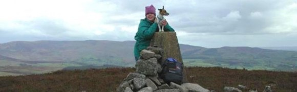 Millie - Lachtnafrankee trig point