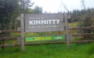 Kinnitty Forest trailhead