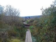 Bog bridge