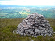 Cairn on Sugarloaf Hill