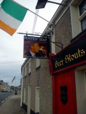 Hayes bar