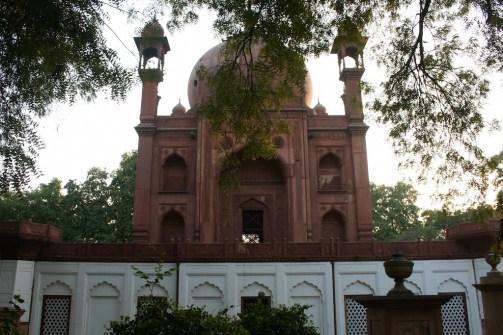 Hessing's Tomb, Agra - 01