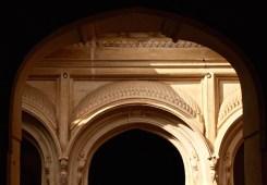 Arches, Laxmi Narayan Temple, Orchha, Madhya Pradesh
