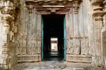 Entrance to Garbha-grha