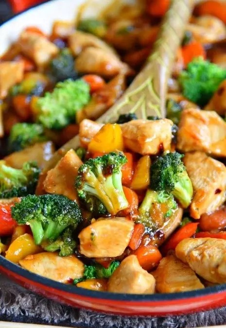 AARP Easy Simple Healthy Stir Fry Virtual Cooking Class