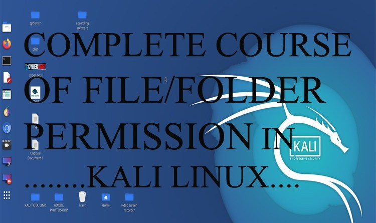 kali linux and linux