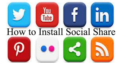 How to Install Social Share Plugins on WordPress Websites