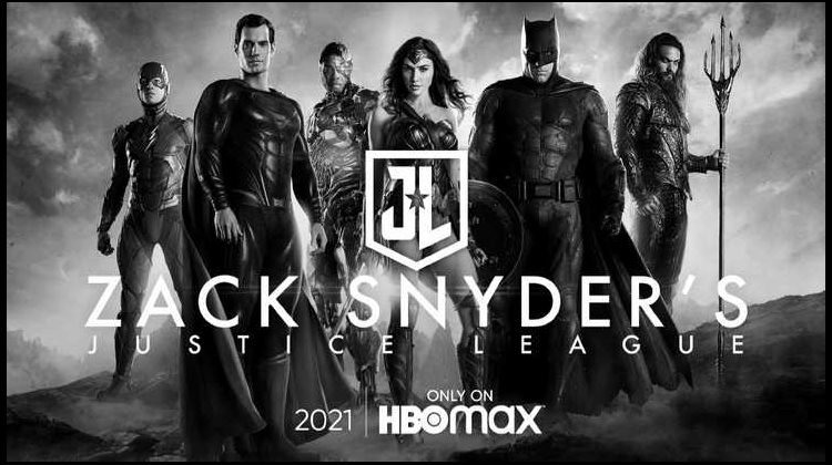 Zack Snyders Justice League 2021 HBO Max