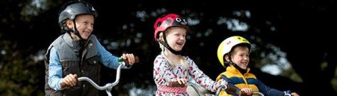kids-bike panoramic