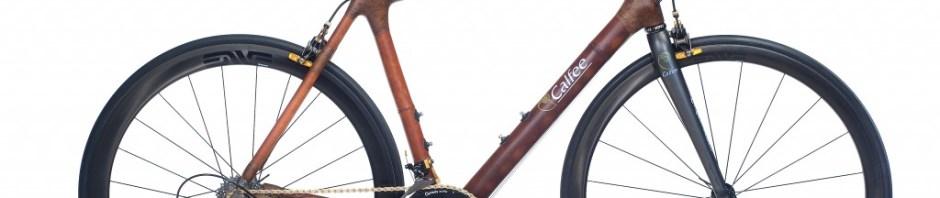 Calfee bamboo bicycle