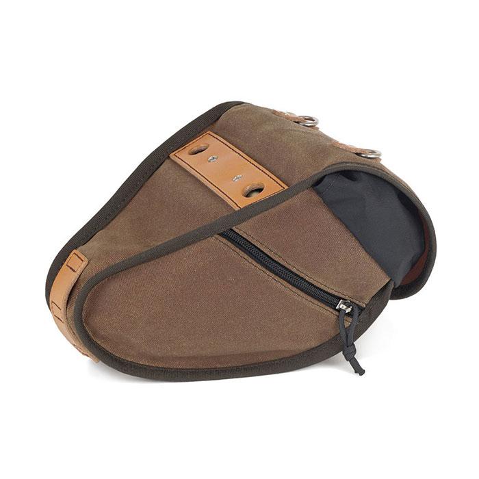 Acorn Medium Saddlebag Saddle Bag