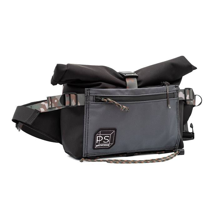 PS Bagworks Roll Pack with Handlebar Kit