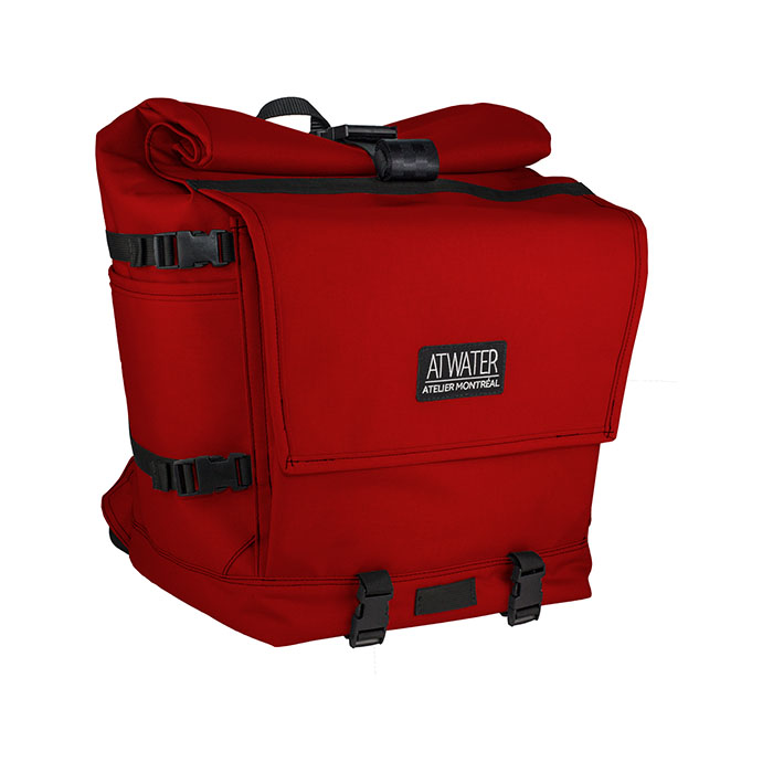 Atwater Hauler Roll-Top Backpack