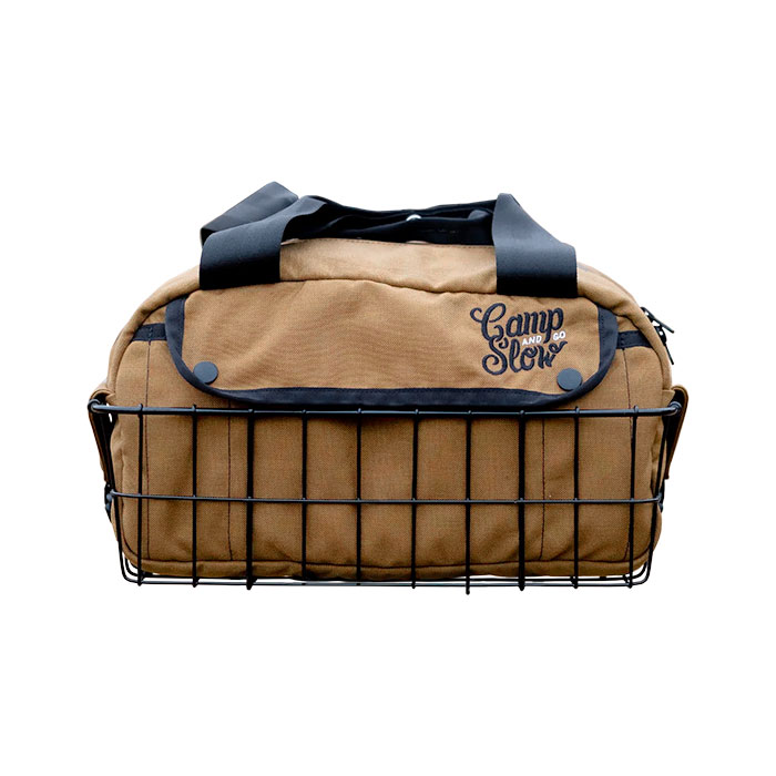 Swift Industries x Camp And Go Slow Sugarloaf Basket Bag