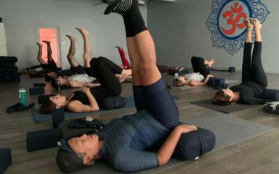Beginner's Guide to Hatha Yoga for Cyclists