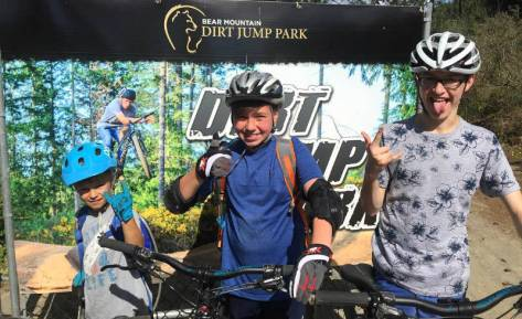Kids Mountain Bike Camp at The Cycling Co