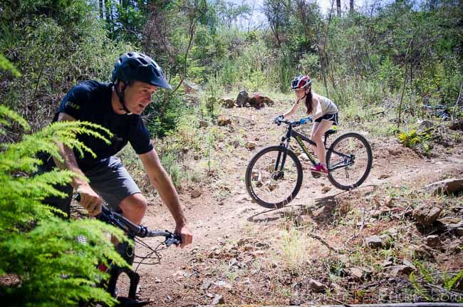 Discover Mountain Biking - Family Day Weekend