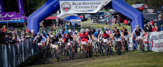 Bear Mountain Canada Cup XC 2016