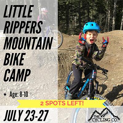 Little Rippers July 23-27 - 2 spots left