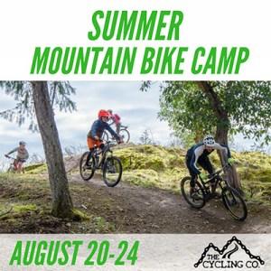 Summer Mountain Bike Camp - August 20-24