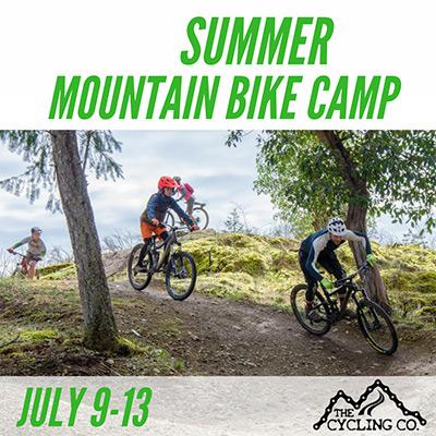 Summer Mountain Bike Camp - July 9-13