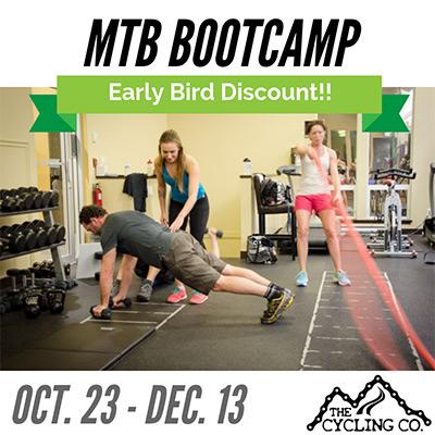 Mountain Bike Bootcamp - Early Bird Discount!