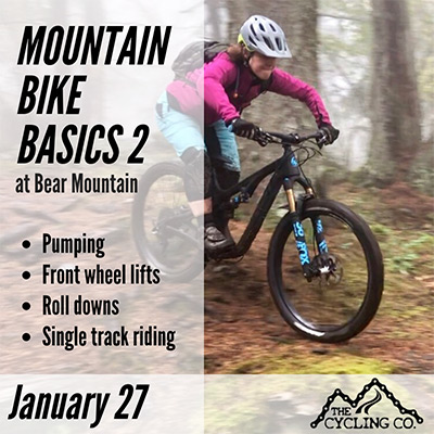 Mountain Bike Basics 2 at Bear Mountain