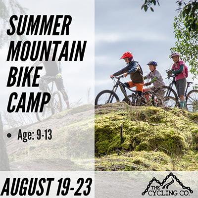 Summer Mountain Bike Camp - August 19-23