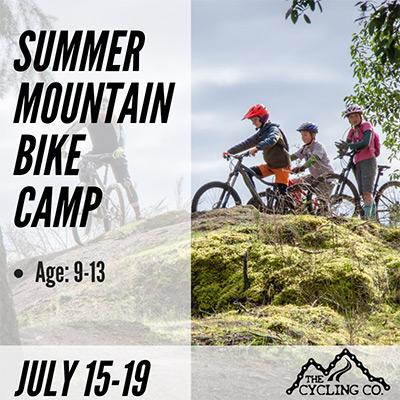 Summer Mountain Bike Camp - July 15-19
