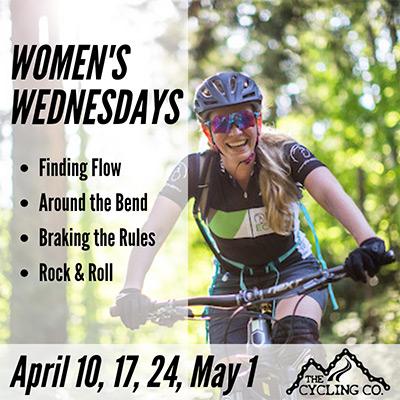 Women's Wednesdays - April 10