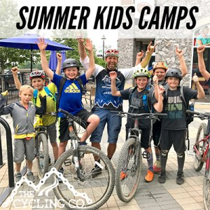 Kids Summer Mountain Bike Camps