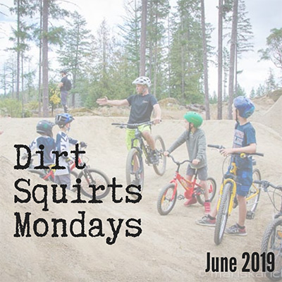 Dirt Squirts - June 2019