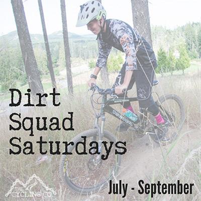 Dirt Squad Saturdays - Summer2019