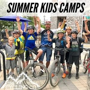Summer Kids Mountain Bike Camps