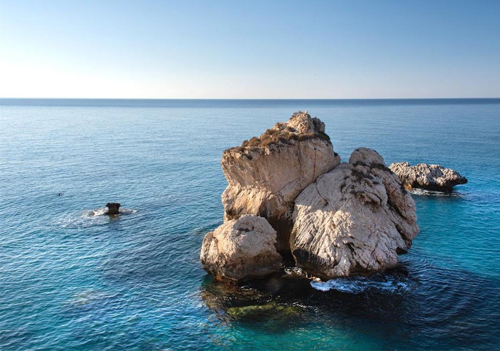 Aphrodities Rock - Cyprus Myth and Legend