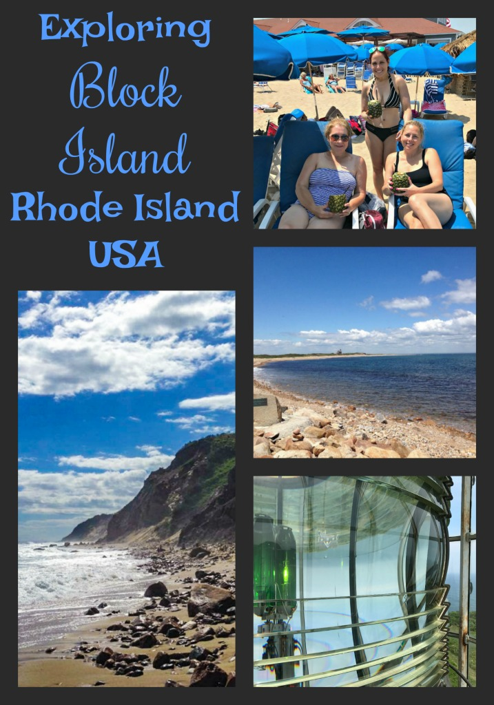 Located just off the coast of mainland Rhode Island, Block Island is the perfect place to spend a day exploring cliffs, beaches and lighthouses and enjoying a sweet New England town.