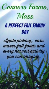 A Perfect Family Fall Day in Massachusetts
