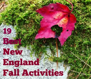 19 of New England's Best Fall Activities