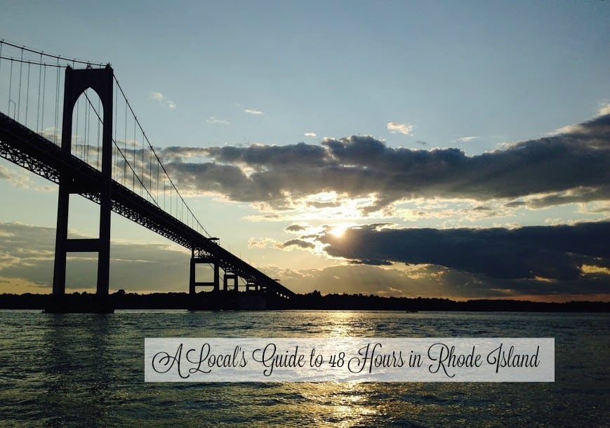 What to do in RI
