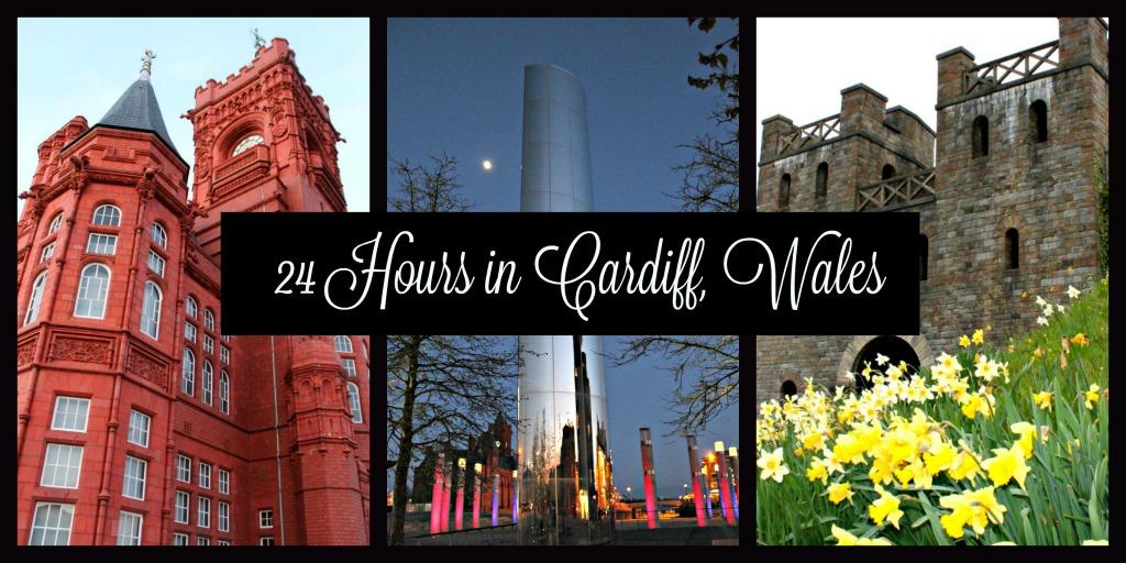 24 Hours in Cardiff, Wales www.thedailyadventuresofme.com