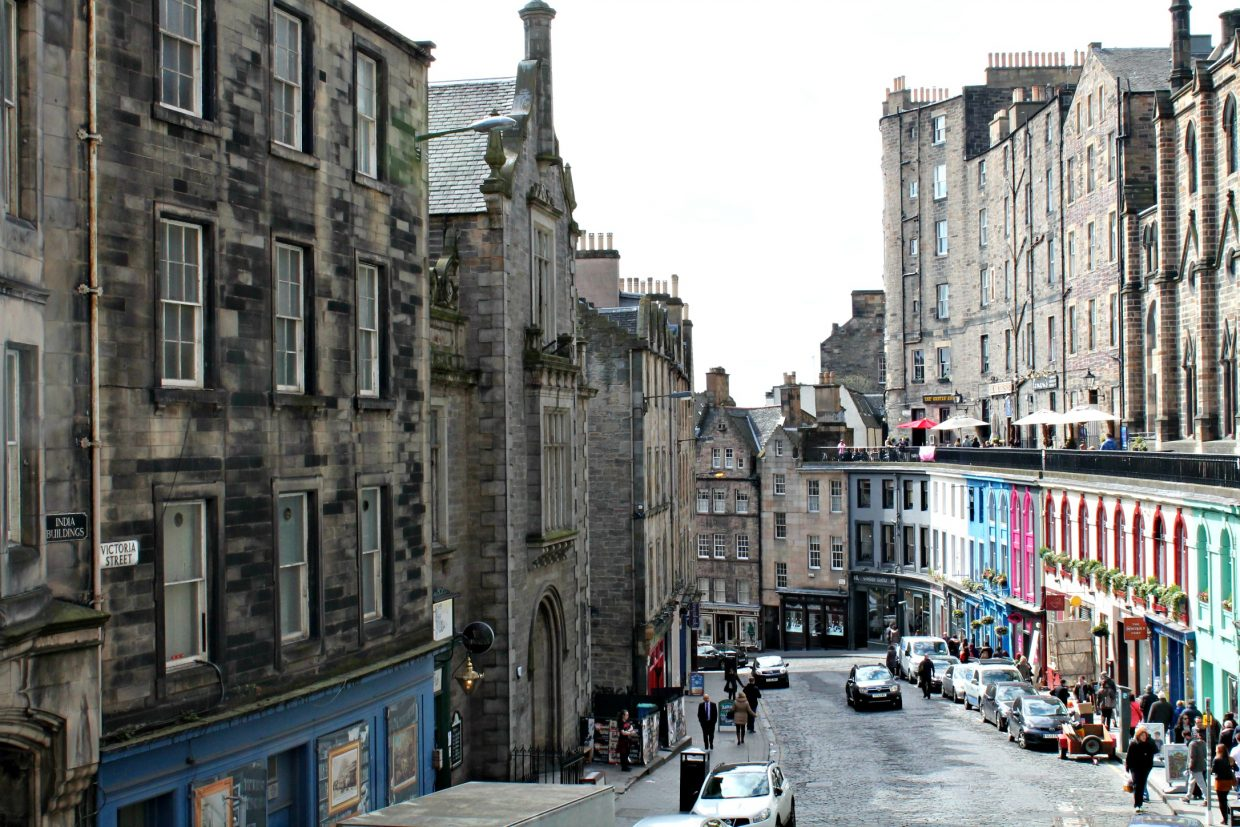 36 hours in Scotland