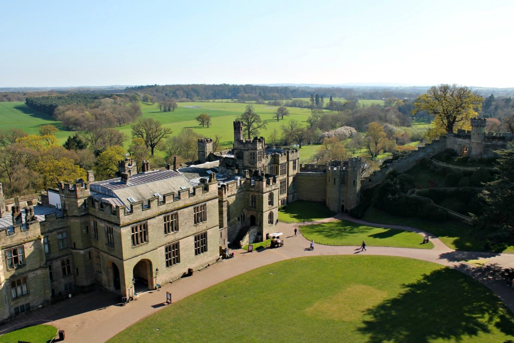 Castles in southern England