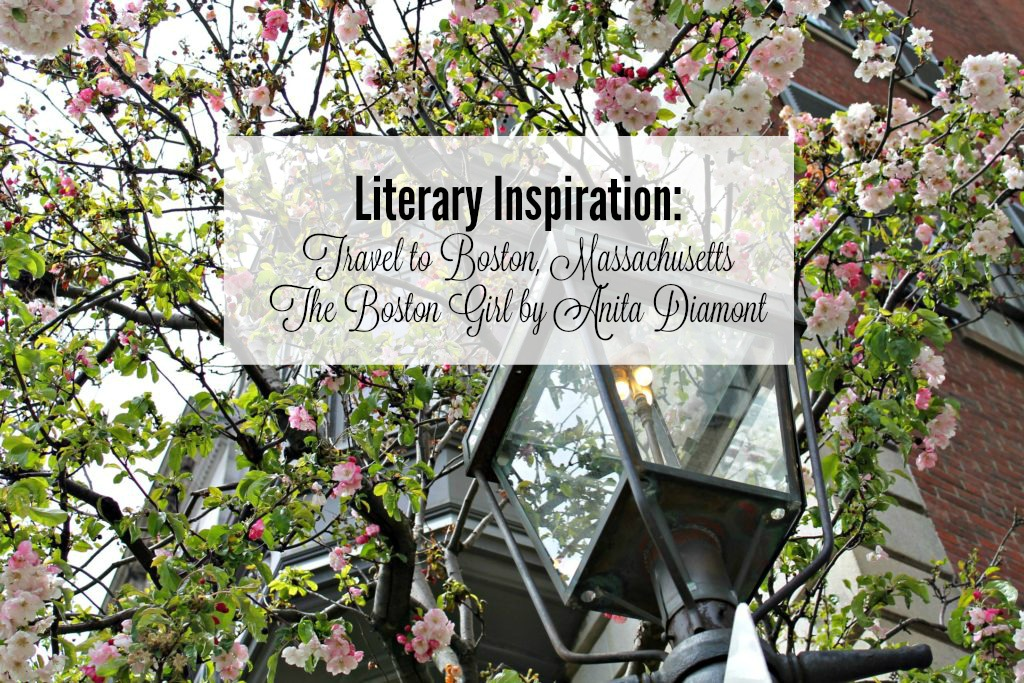 Literary Inspiration: Book About Boston Massachusetts