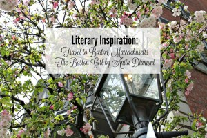 Literary Inspiration: Book About Boston Massachusetts