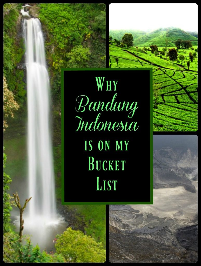 Located in West Java, Indonesia Bandung has many sights to explore. Here is what is inspiring me. www.thedailyadventuresofme.com