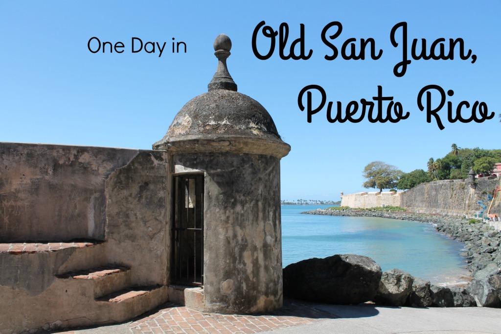 Cruise Port San Juan Puerto Rico, Things to do in Old San Juan.