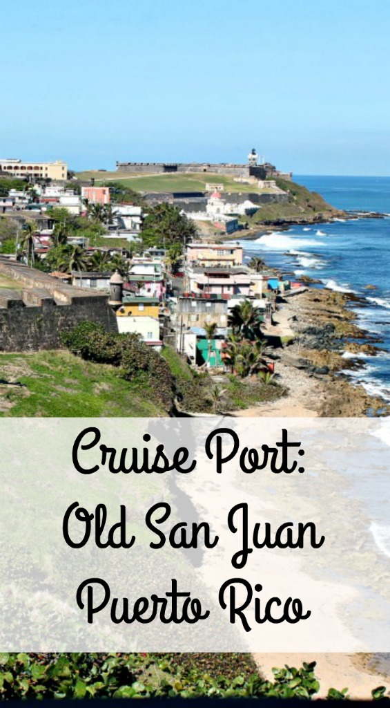 A step-by-step guide to exploring Old San Juan, Puerto Rico. www.thedailyadventuresofme.com