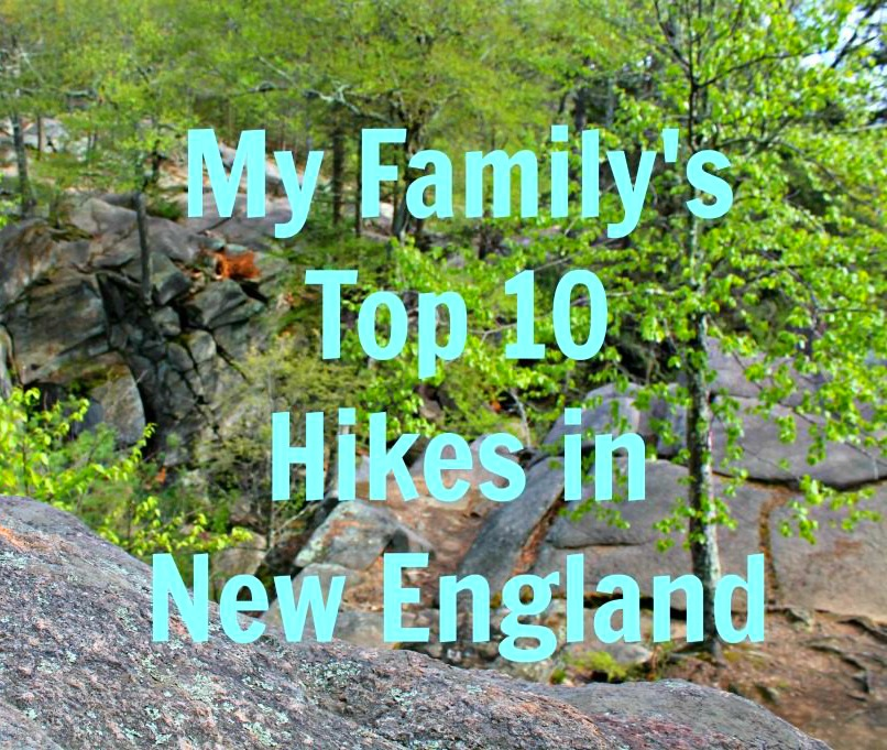 Best Hikes in New England for families